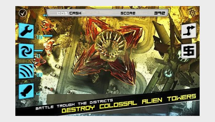 anomaly warzone screenshot