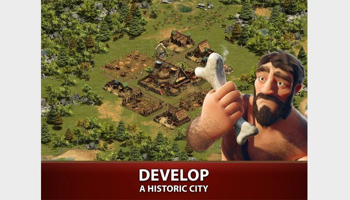 forge of empires mobile screen
