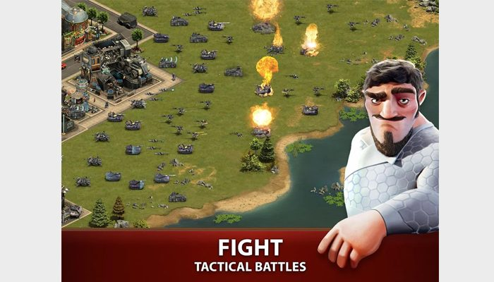 forge of empires screen