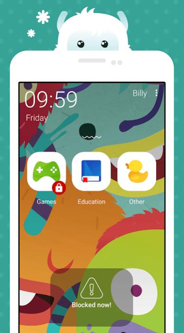 Kidix app