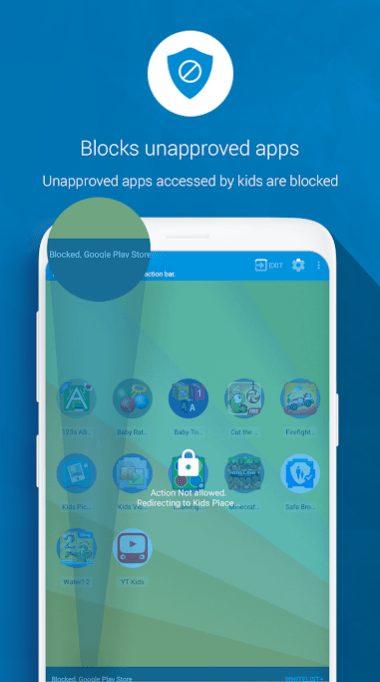 Kids Place app