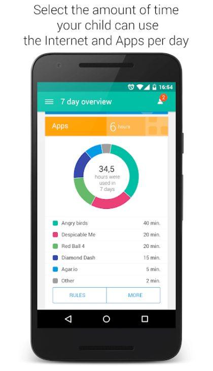 Safe Lagoon app
