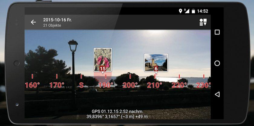 photo map app