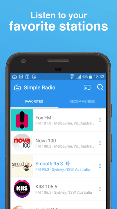 5 Best FM Radio apps without WiFi connection | Android apps