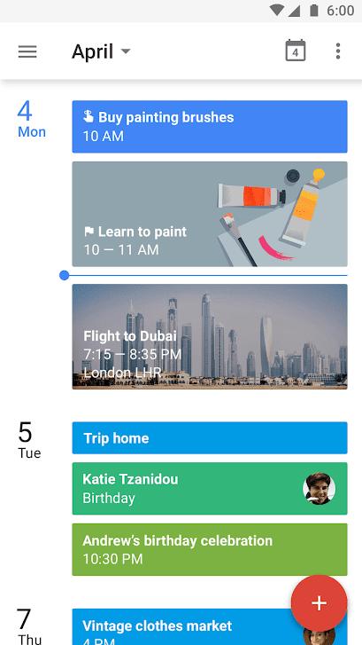 Google Calendar