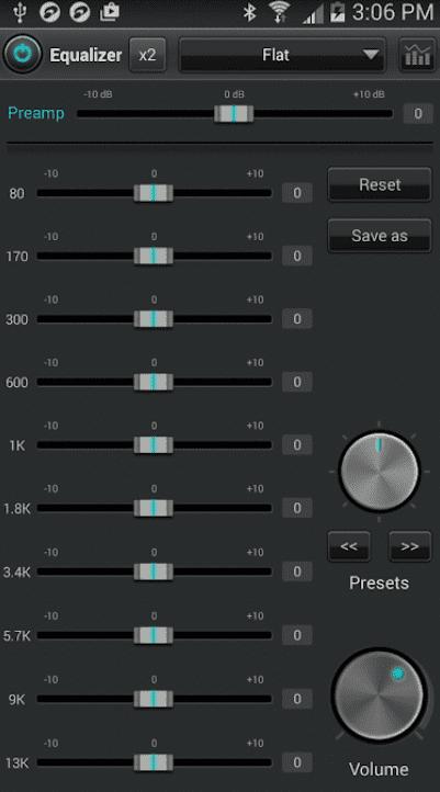 jetAudio HD Music Player 1