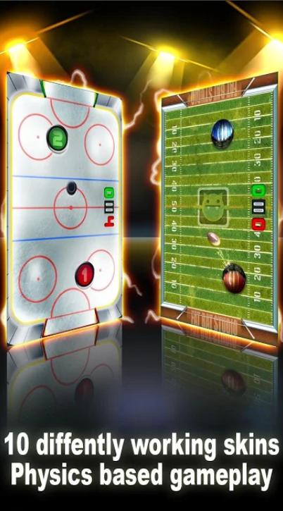 Air Hockey Ultimate app