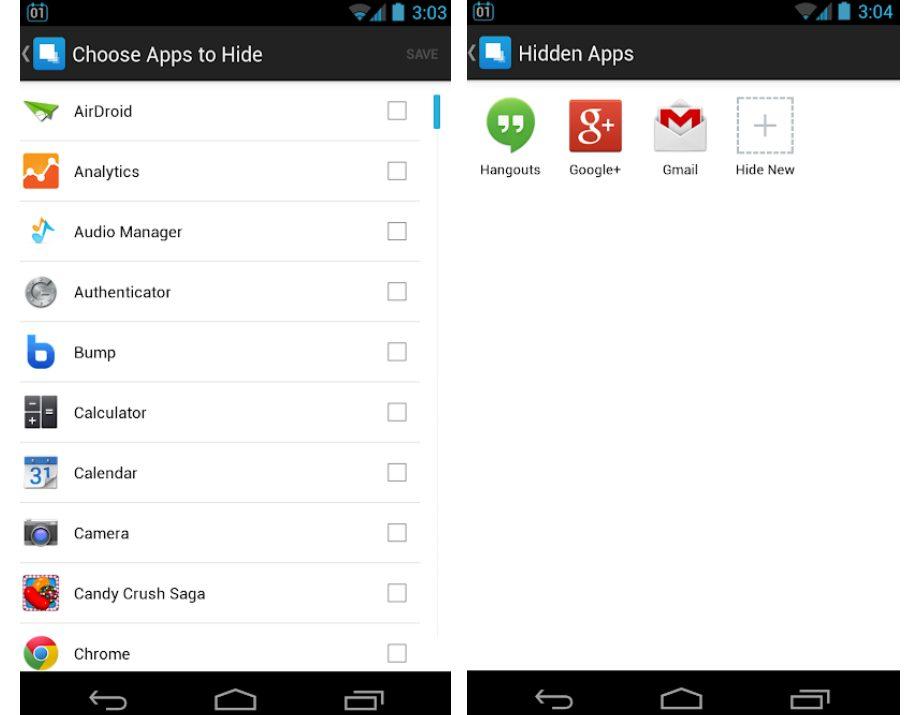 Hide App 1
