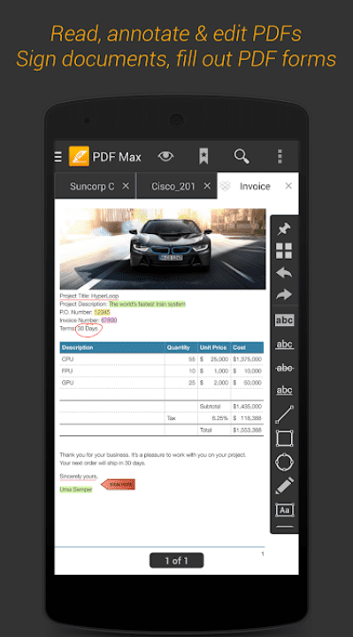 PDF Max app