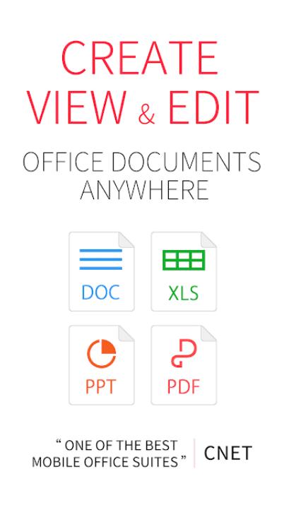 WPS Office + PDF editor