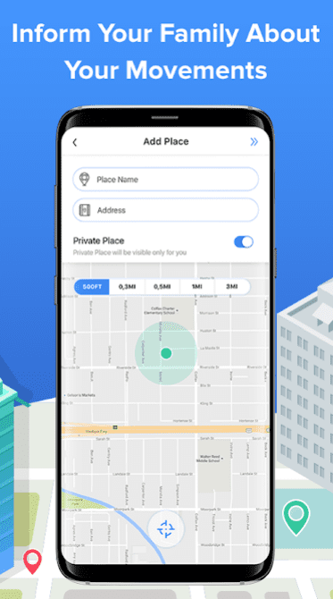 Family Locator by Fameelee app review