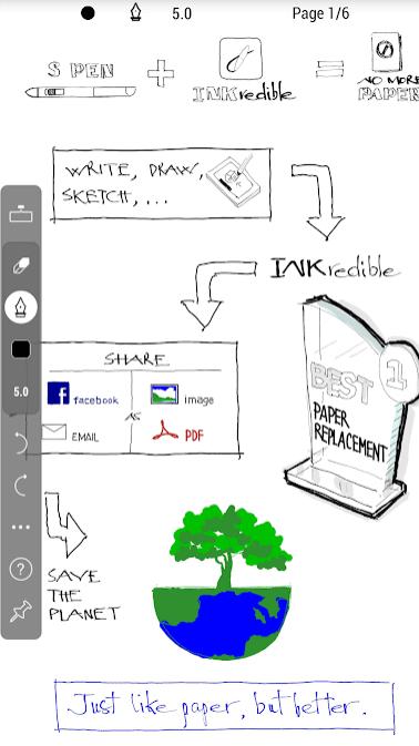 INKredible - Handwriting Note 3