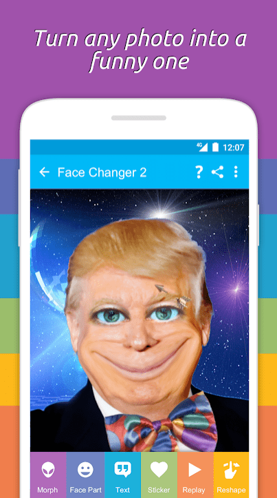 13 Best Funny face changer apps for Android | Android apps for me