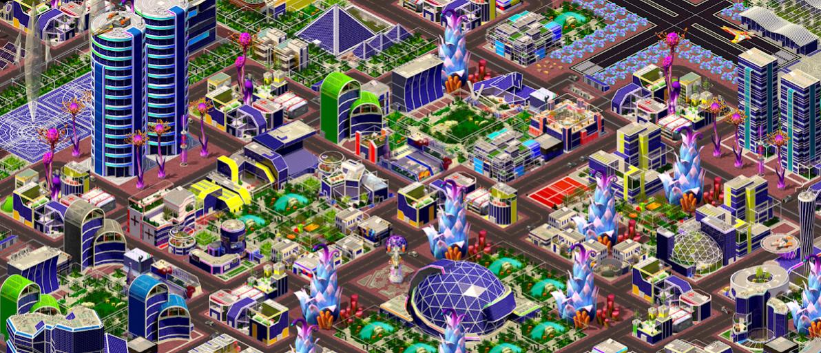 Space City app