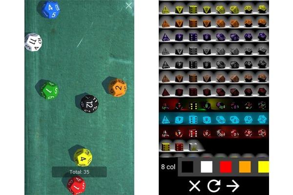 dice roller app