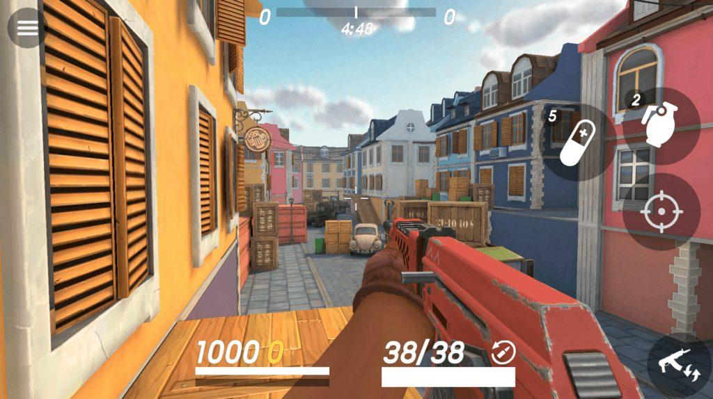 Guns of Boom app