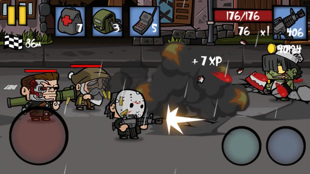 Zombie Age 2 app