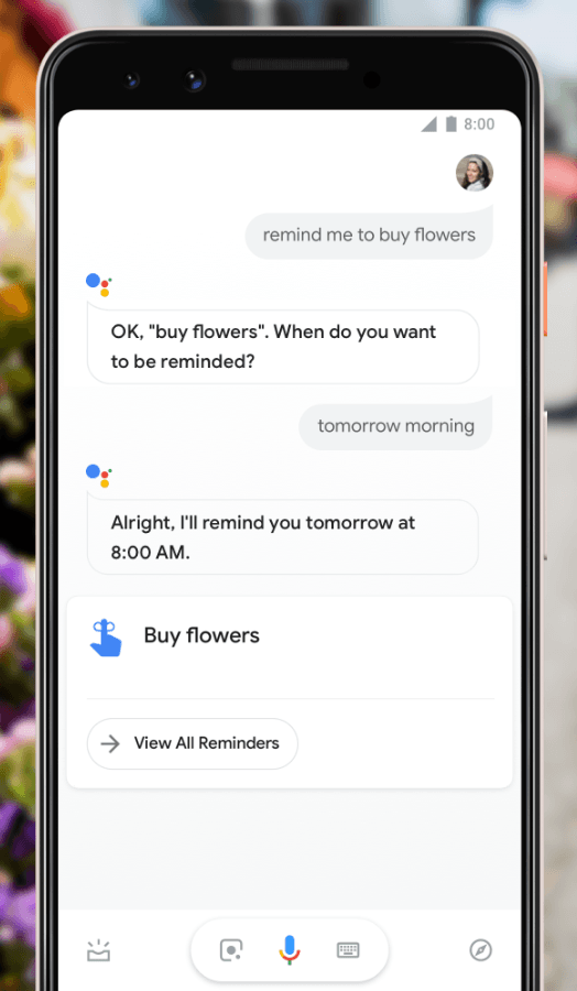 Google Assistant app review