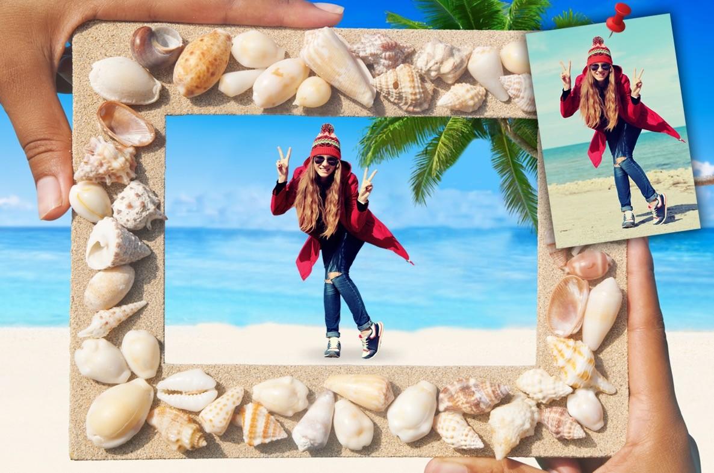 Auto Photo Cut Paste app