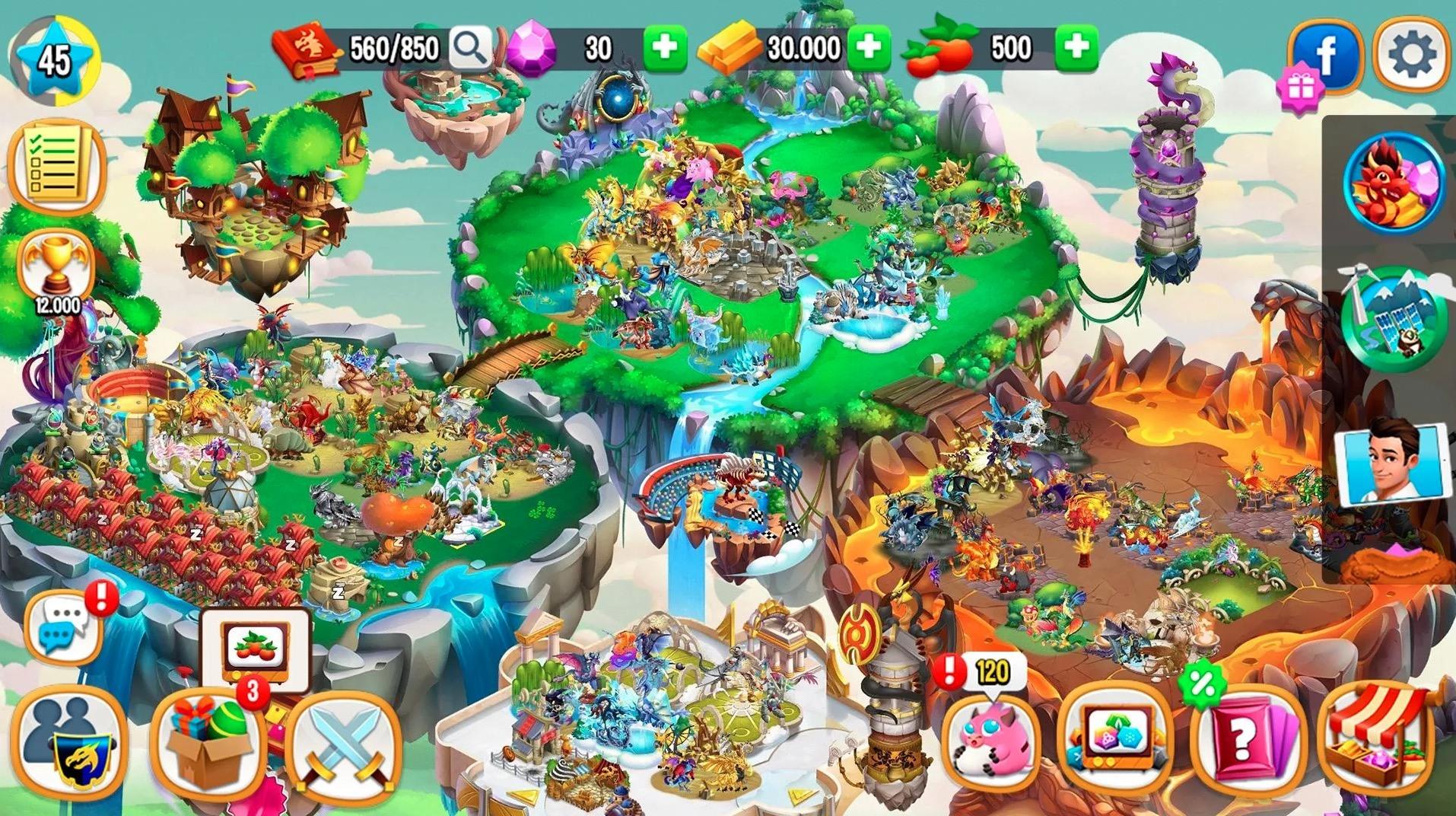 Dragon City app