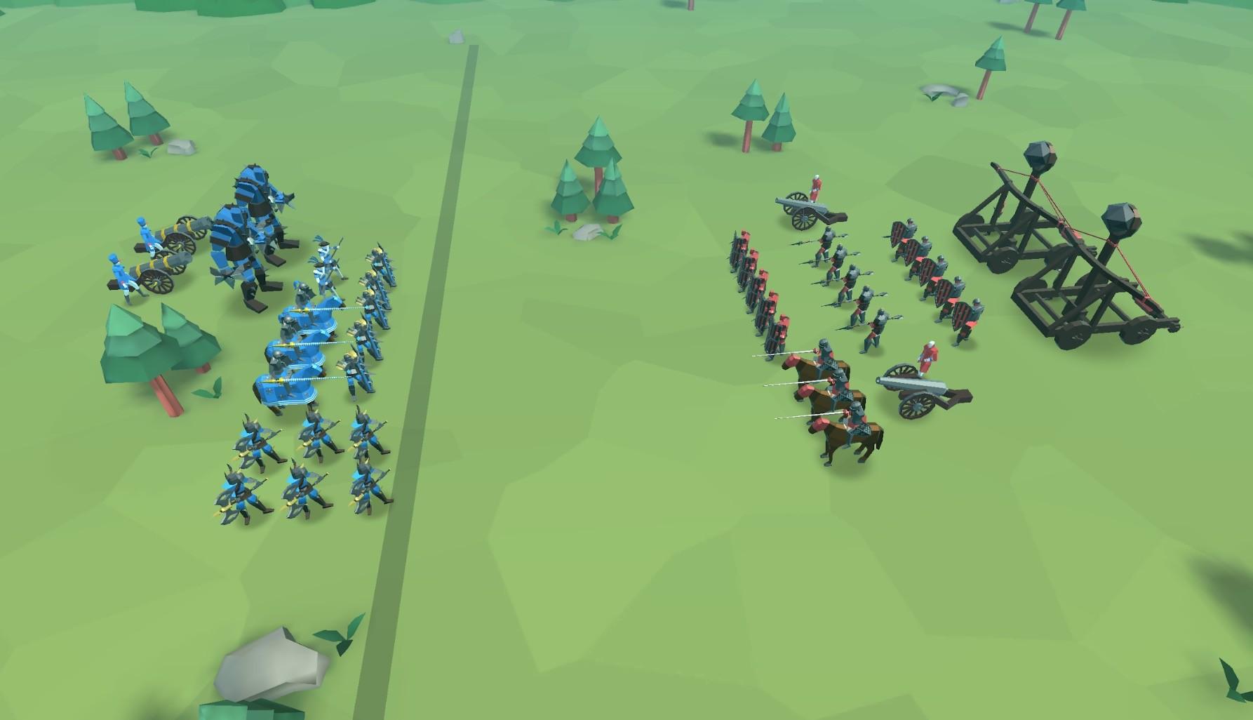 Epic Battle Simulator 2 app