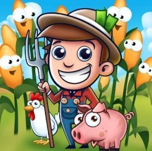 Idle Farming Empire logo