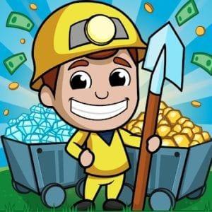 Idle Miner Tycoon logo