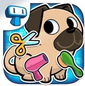 My Virtual Pet Shop logo