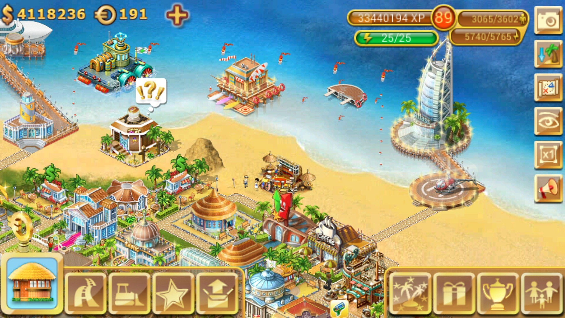 Paradise Island review