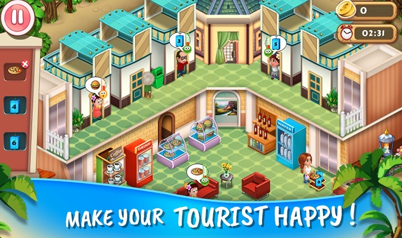 Resort Island Tycoon review
