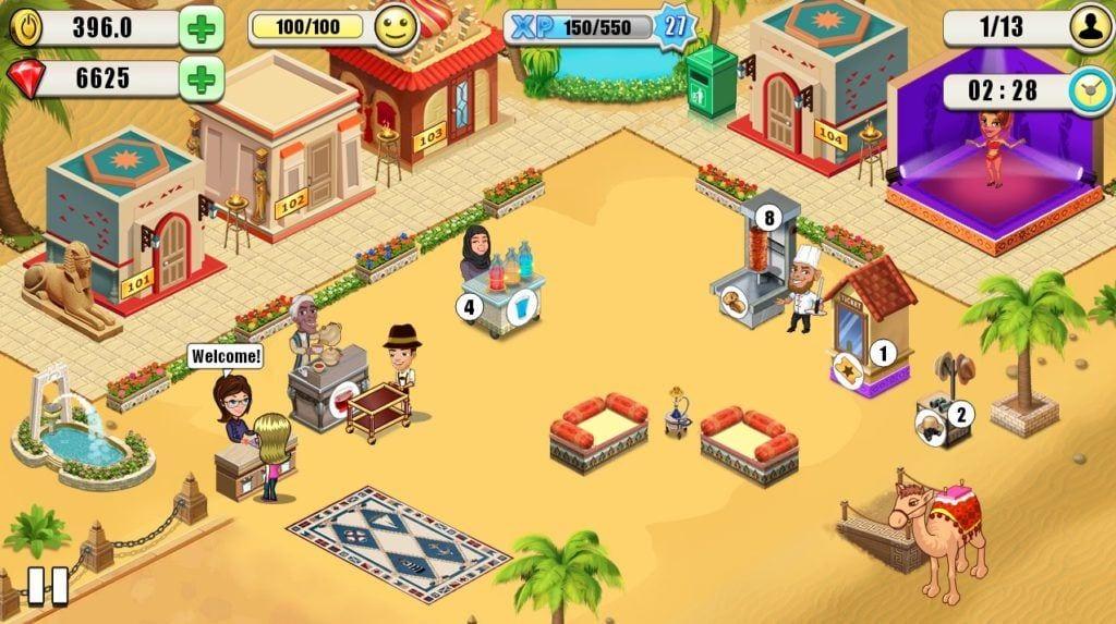 Resort Tycoon app