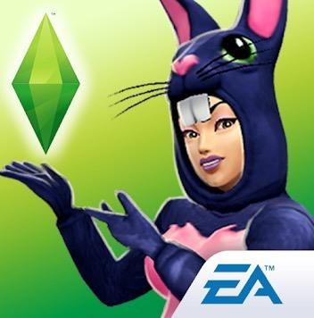 The Sims™ Mobile logo