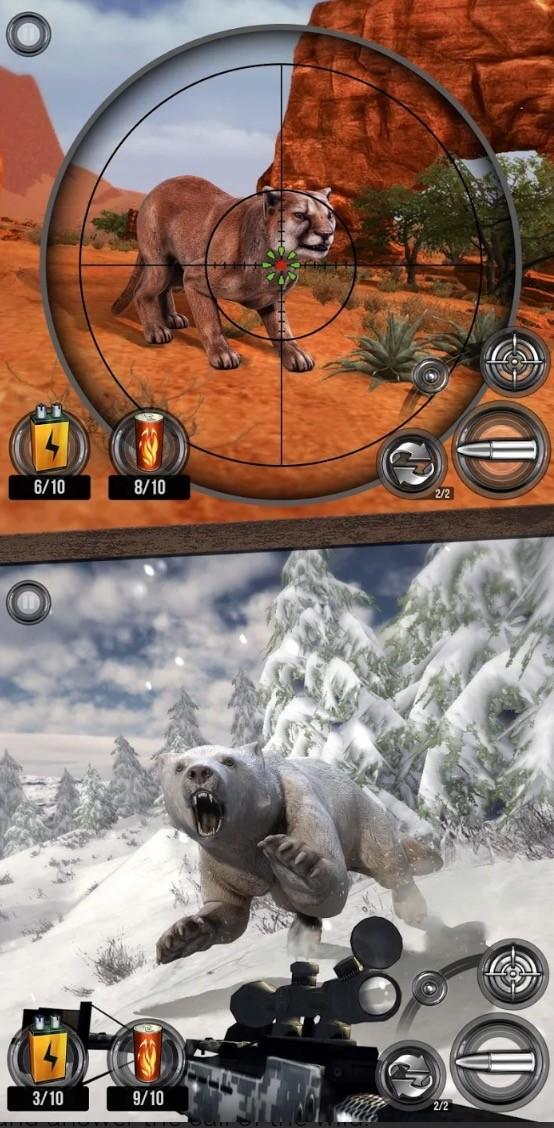 Wild Hunt app