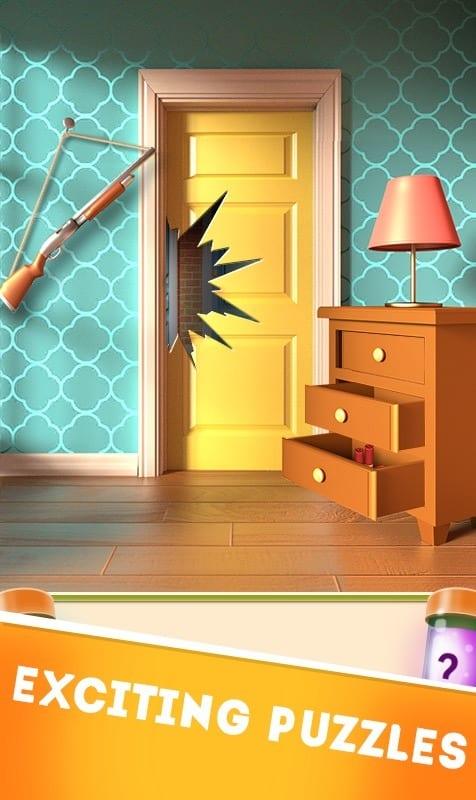 100 Doors Puzzle Box app