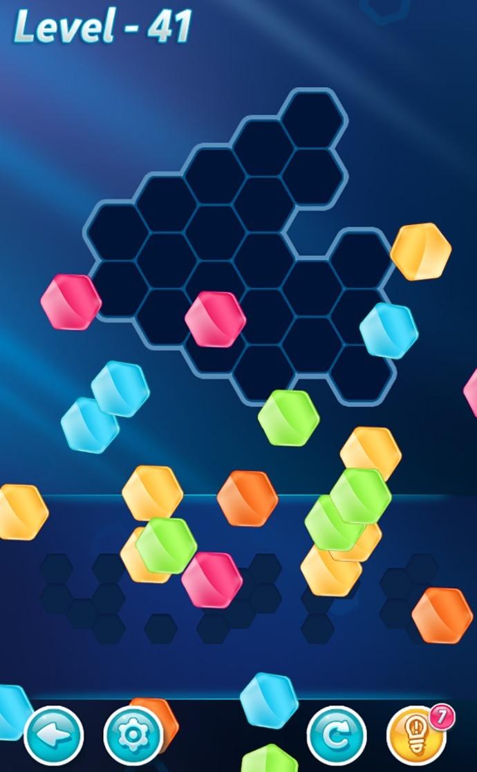 Block! Hexa Puzzle app