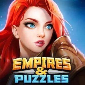 Empires & Puzzles logo