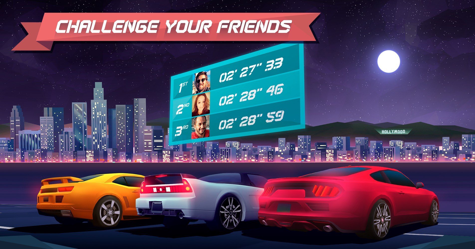 Horizon Chase - World Tour app