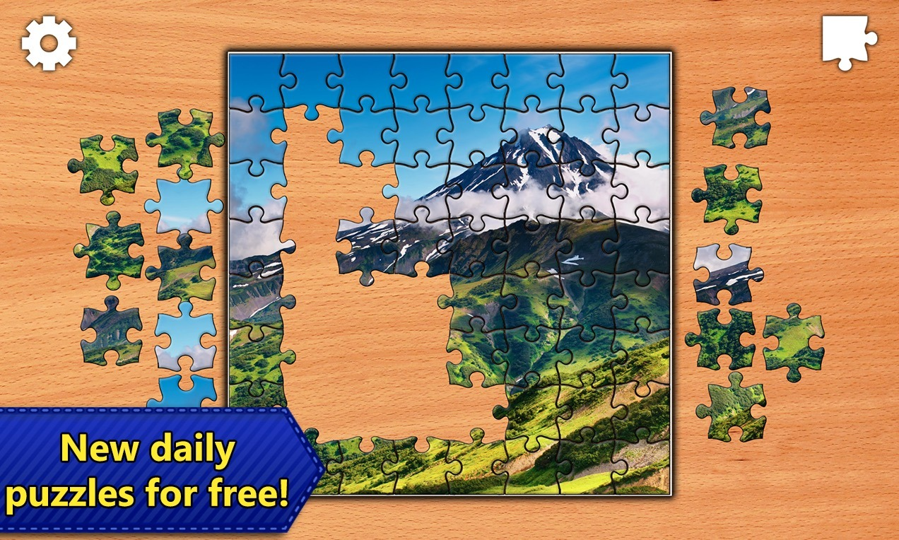 Jigsaw Puzzles Epic app
