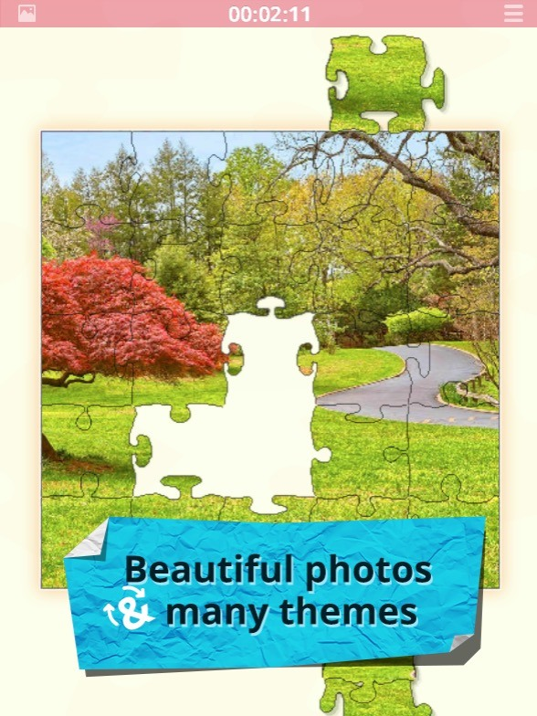Jigsaw Puzzles Real app
