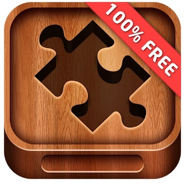 Jigsaw Puzzles Real logo