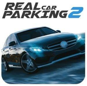 Real Car Parking 2 logo