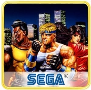 Streets of Rage Classic logo