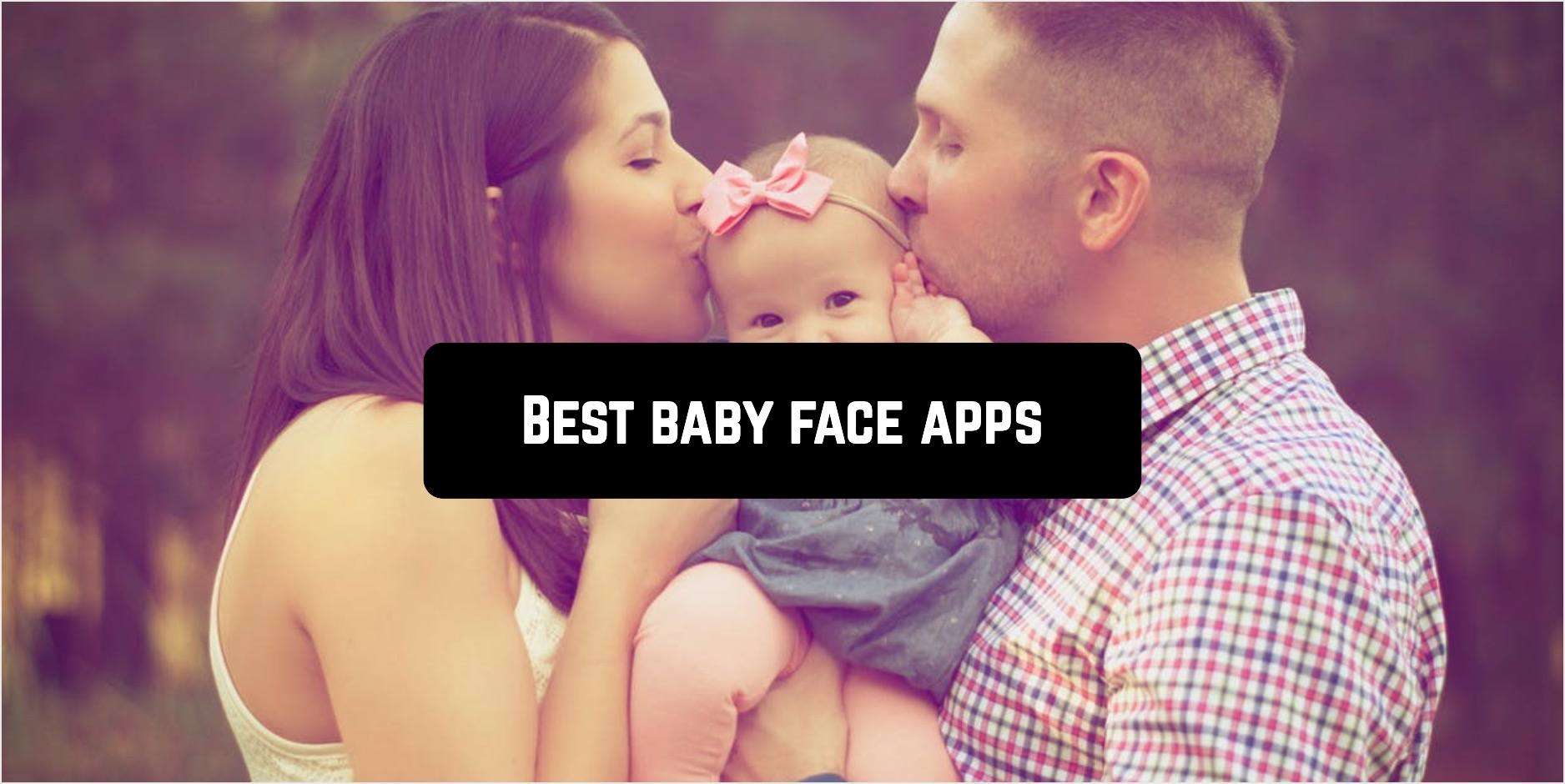 Best baby face apps