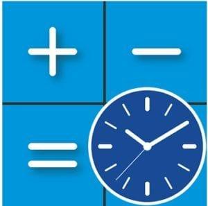Calculator Date & time (Free) logo