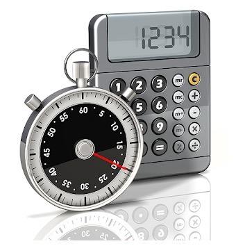 Fast Time Calculator logo
