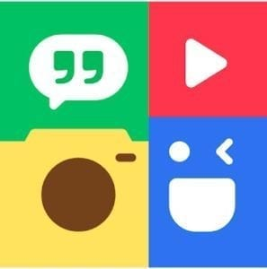 PhotoGrid logo