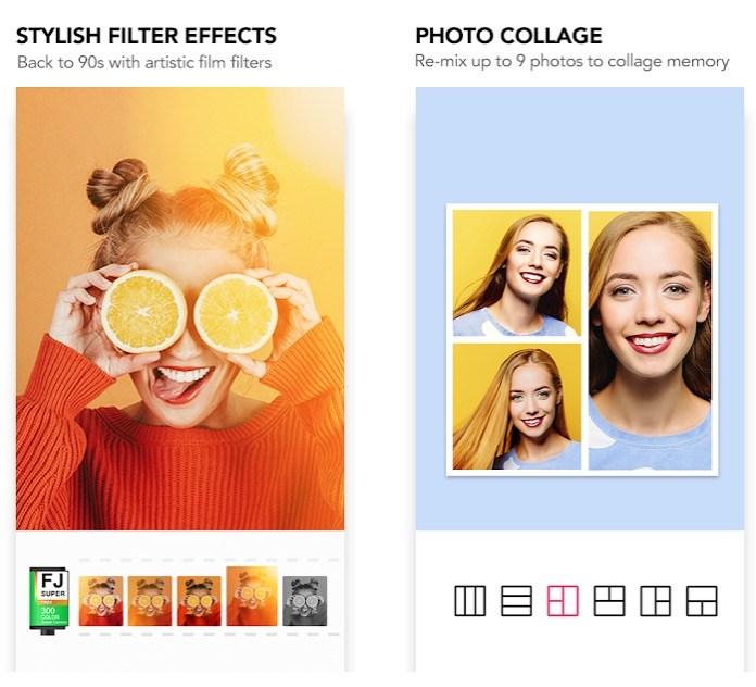 Sweet Camera - Selfie Beauty Camera app