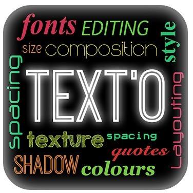 TextO Pro logo