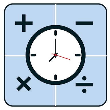Time Calculator Timesheet, Hours & Minutes Between logo