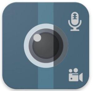 Background Recorder logo